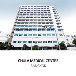 CHULALONGKORN HOSPITAL – MEDICAL CENTRE  <BR> BANGKOK