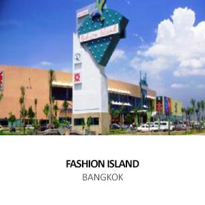 SIAM RETAIL DEVELOPMENT -SHOPPING AND COMMERCIAL CENTRE (FASHION ISLAND) <br>BANGKOK