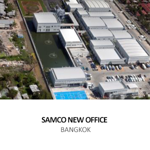 SIAM ADMINISTRATIVE MANAGEMENT &#8211; OFFICE COMPLEX <BR> [BANGKOK, THAILAND]