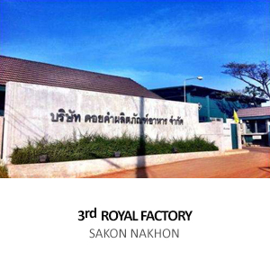3<sup>rd</sup> ROYAL FACTORY, TAO NGOI