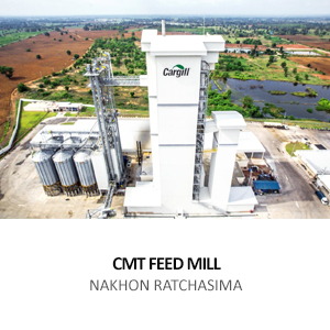 CARGILL MEATS &#8211; NEW POULTRY FEED MANUFACTURING PLANT <BR>CHOK CHAI, NAKHON RATCHASIMA