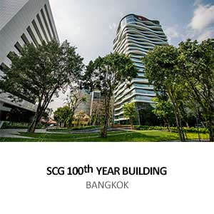 SCG HEAD OFFICE 3 AND CAR PARK BUILDING <BR> BANG SUE, BANGKOK