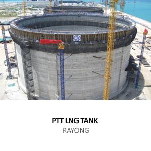 PTT &#8211; LNG TANK<BR>MAP TA PHUT, RAYONG
