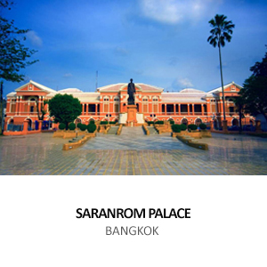 MINISTRY OF FOREIGN AFFAIRS -SARANROMPALACE RENOVATION <BR>BANGKOK