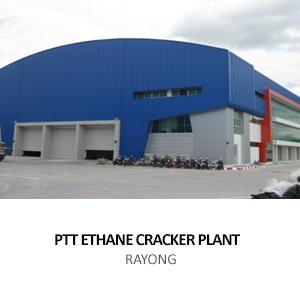 PTT POLYETHYLENE – ETHANE CRACKER PLANT <br>MAP THA PHUT, RAYONG
