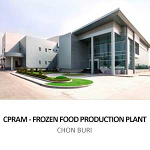 CPRAM – FROZEN FOOD PRODUCTION PLANT <BR>PIN THONG INDUSTRIAL ESTATE, CHONBURI
