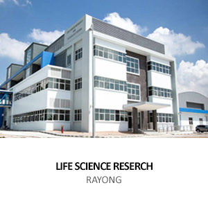 PTT GLOBAL CHEMICAL &#8211; LIFE SCIENCE RESEARCH AND INNOVATION CENTER<br>RAYONG