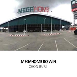 MEGAHOME BO WIN <br>SI RACHA, CHON BURI