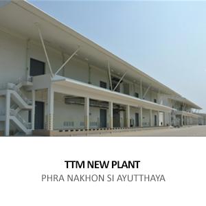 THAILAND TOBACCO MONOPOLY – NEW PLANT <BR> ROJANA INDUSTRIAL PARK, PHRA NAKHON SI AYUTTHAYA