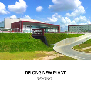 DELONG – HOT ROLLED NARROW STRIP COIL MANUFACTURING PLANT<BR> AMATA INDUSTRIAL ESTATES, RAYONG