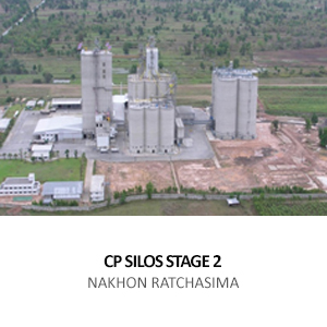 CP &#8211; SILOS STAGE 2 <BR>NAKHON RATCHASIMA
