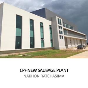 CPF – SAUSAGE PLANT <br> NAKHON RATCHASIMA
