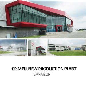 CP-MEIJI – PRODUCTION PLANT <BR> NONG KHAE, SARABURI