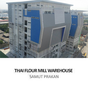 THAI FLOUR MILL WAREHOUSE <BR>SAMUT PRAKAN