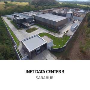 INET DATA CENTER 3 <BR>SARABURI