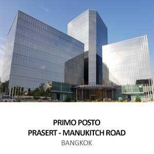 PRIMO POSTO PRASERT – MANUKITCH ROAD <BR>BANGKOK