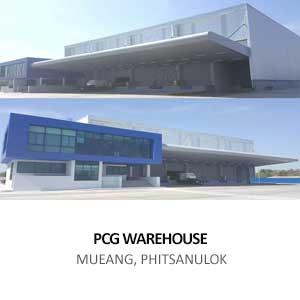 PGC WAREHOUSE <BR>MUANG, PHITSANULOK