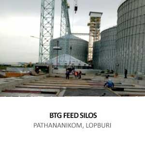 BTG FEED SILOS <br>PATHANANIKOM, LOPBURI
