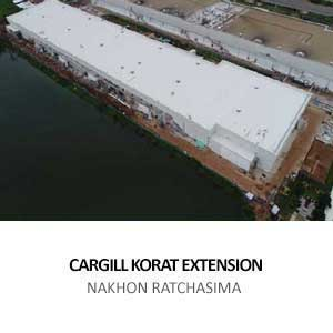 CARGILL FP4 AND PP3 EXPANSION <br>PROJECT<br>NAKHON RATCHASIMA