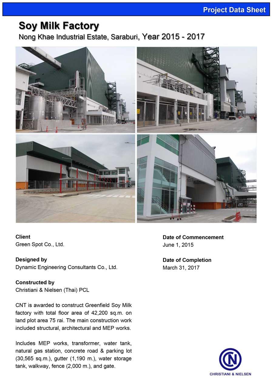 11661—Soy-Milk-Factory