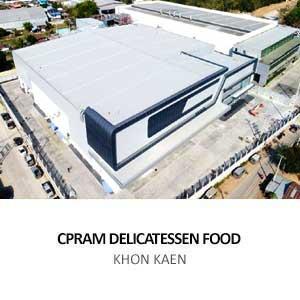 CPRAM DELICATESSEN FOOD<BR>KHON KAEN