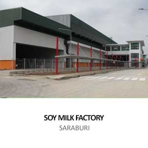 SOY MILK FACTORY SARABURI