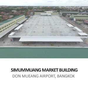SIMUMMUANG MARKET BUILDING <br>PATHUM THANI
