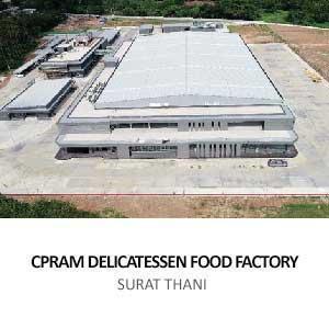 CPRAM DELICATESSEN FOOD FACTORY <br>SURAT THANI