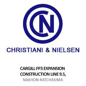 CARGILL FP3 EXPANSION CONSTRUCTION LINE 9.5, <br>NAKHON RATCHASIMA