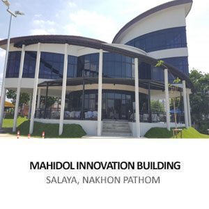 MAHIDOL INNOVATION COLLABORATION BUILDING<br> SALAYA, NAKHON PATHOM