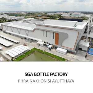 SGA BOTTLE FACTORY ROJANA INDUSTRIAL PARK, <BR>PHRA NAKHON SI AYUTTHAYA