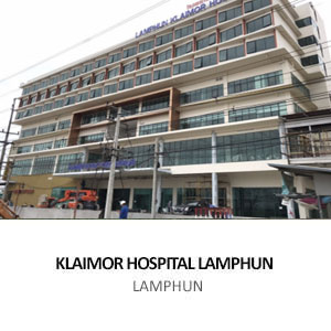 MEDICAL CHECKUP BUILDING FOR KLAIMOR HOSPITAL