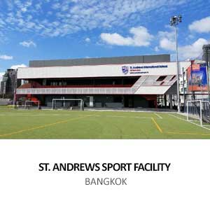 NEW SPORTS FACILITY FOR ST. <br>ANDREWS INTERNATIONAL SCHOOL