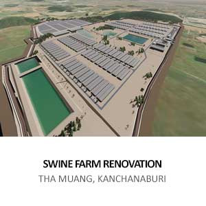 RENOVATION TO SWINE FARM FOR INTEQC GROUP