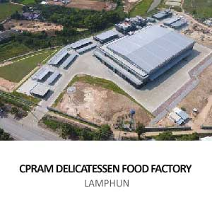 CPRAM DELICATESSEN FOOD FACTORY <br>LAMPHUN