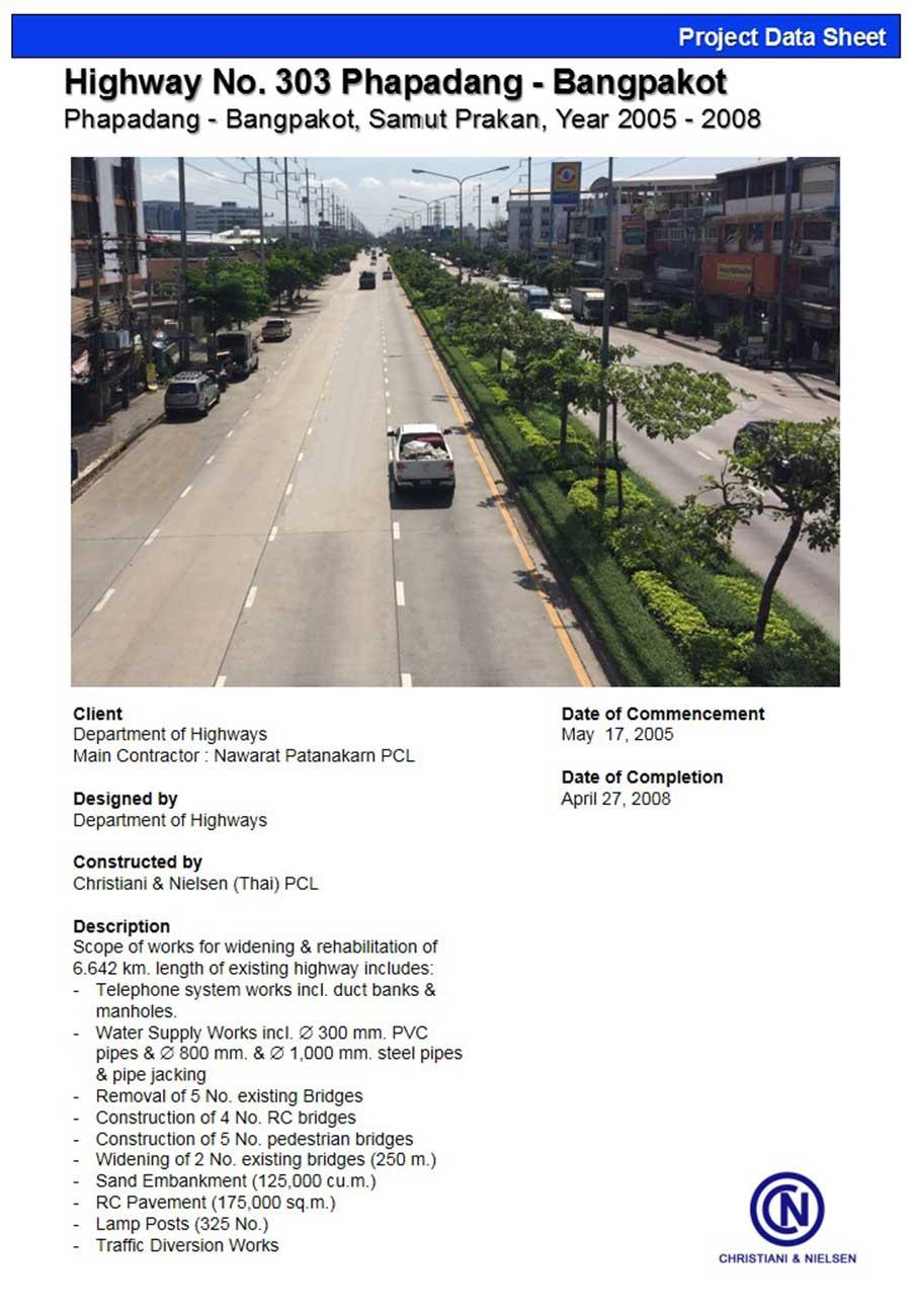 11341—Highway-No–303-Phapadang—Bangpakot