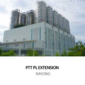 EXTENSION TO PACKAGING BUILDING FOR PTT POLYMER LOGISTICS
