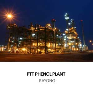 PTT PHENOL PLANT UTILITY BUILDINGS