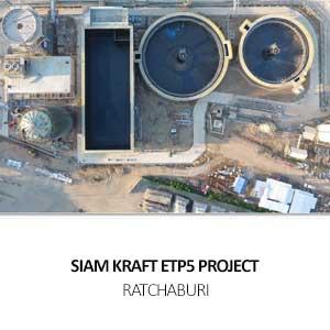 SIAM KRAFT ETP5 PROJECT<br> RATCHABURI