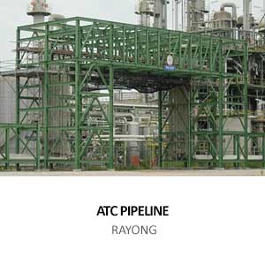 OUTSIDE INTERCONNECTING PIPELINES PROJECT FOR REFORMER AND AROMATIC COMPLEX II
