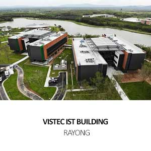 VISTEC IST BUILDING <br>RAYONG