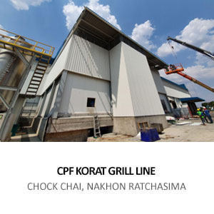 EXTENSION OF CPF KORAT FOR GRILL PROCESS LINE