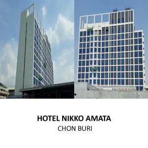 MAIN BUILDING WORKS OF HOTELS NIKKO AMATA CITY