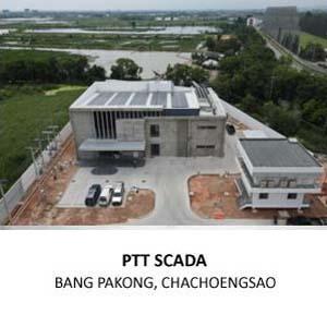 PTT SCADA BACK UP OFFICE