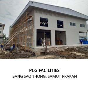 CONSTRUCTION OF INTERNAL ROAD AND CENTRAL WWTP FOR PCG FACTORY